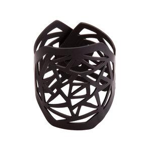 Anita veganes Armband aus recyceltem Reifenschlauch - SAPU