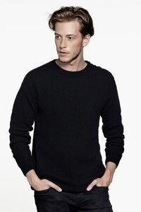 Today Men Sweater - Rundhalsausschnitt und vertikales Rippstrickmuster - Loop.a life