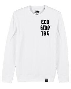 Eco Empire Crewlogo 04 | Unisex Sweatshirt - Eco Empire Clothing