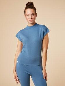 "Lässiges Yoga-Shirt ""Bagala"" - chakrana"