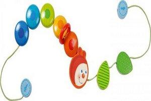Kinderwagenkette Raupe - HABA