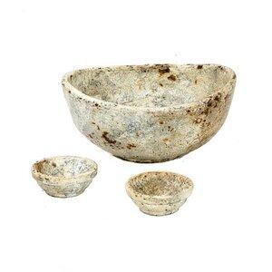 Bowls im Boho-Look (3er-Set) - Bazar Bizar