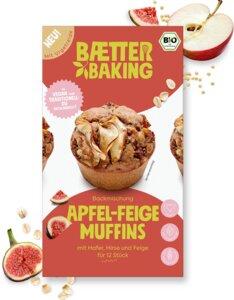 Backmischung Apfel-Feige Muffins - Baetter Baking