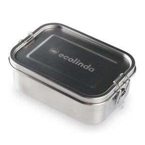 Lunchbox Edelstahl BALI 800ml auslaufsicher - ecolinda
