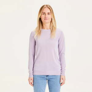 Basic Pullover MYRTHE aus Tencel - KnowledgeCotton Apparel