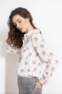Bluse Aimé mit besonderen Print - ME&MAY