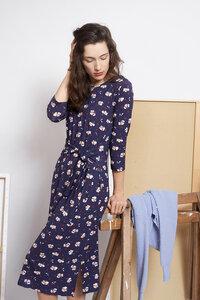 Midi Kleid Ginger aus Viskosejersey - ME&MAY