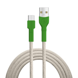 recable USB-Kabel Ladekabel recyclebar, fair und transparent - Recable