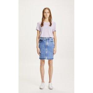 Denim Skirt Jeansrock Romy - KnowledgeCotton Apparel