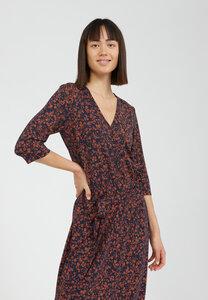 MAAILIN SPRING DAISIES - Damen Jerseykleid aus Bio-Baumwoll Mix - ARMEDANGELS