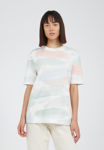 TARAA COLOR STROKES - Damen T-Shirt aus Bio-Baumwolle - ARMEDANGELS