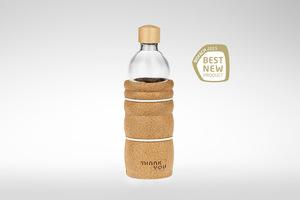 Trinkflasche THANK YOU 0,7 Liter - Nature´s Design
