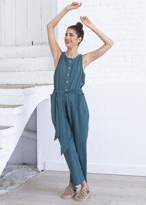 Jumpsuit - Yamena Jumpsuit - Bio-Baumwolle - Suite 13