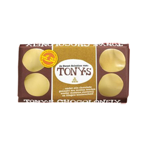 Schokolade SWEET SOLUTION | Haselnuss & Keks - Tony´s Chocolonely