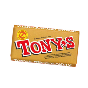 Schokolade SWEET SOLUTION | Karamell & Keks - Tony´s Chocolonely
