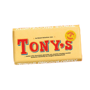 Schokolade SWEET SOLUTION | weißer Nougat - Tony´s Chocolonely