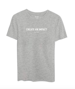 IMPACT Shirt Grau - GOT BAG