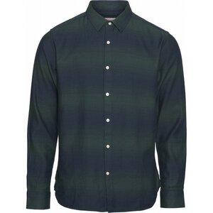 """Herrenhemd """"Elder LS Striped Shirt"""" - KnowledgeCotton Apparel"""