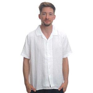 "Kurzarmhemd ""Linen Short Sleeved Shirt"" - KnowledgeCotton Apparel"