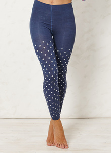 Zelia Footless Tights - Thought