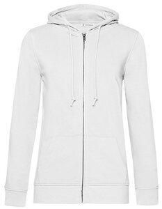 Damen Organic Zip-Hoodie - B&C Collection