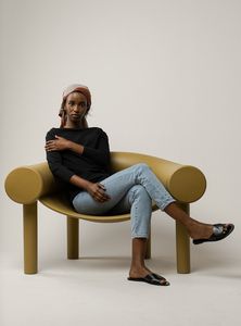 Damen Longsleeve Zarina aus Bio-Baumwolle - Fairtrade & GOTS zertifiziert - MELAWEAR