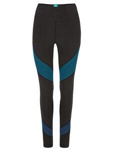 Energy Legging aus Biobaumwolle. Color Block Edition - nice to meet me