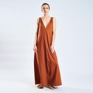 Langes Sommerkleid LONG SUMMER DRESS - MYMARINI