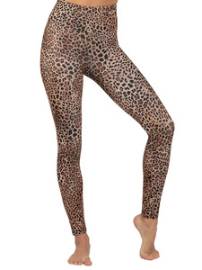 Yoga Leggings GO WILD aus Komfort- Stretch mit Tasche - Magadi