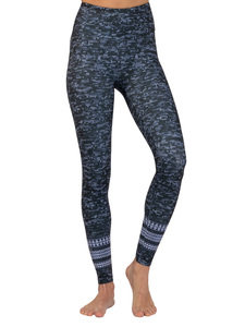 Yoga Leggings TEXTURE aus Komfort-Stretch mit Tasche - Magadi