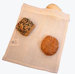 Brötchenbeutel aus Bio-Baumwolle - green&fair