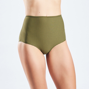Bikinihose HIGHWAIST SHORTS STRIPE - MYMARINI