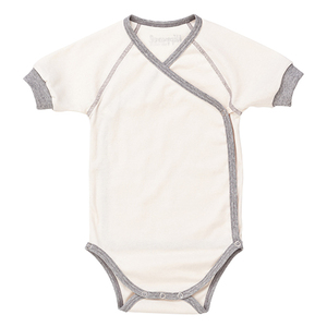 Nipp Wrap T-Body natur - Nipparel kids clothing
