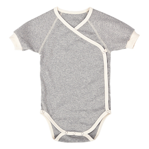 Nipp Wrap T-Body grau - Nipparel kids clothing
