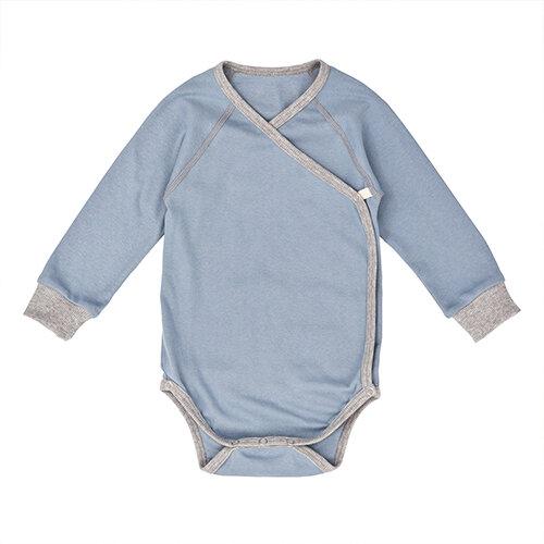 Nipp Wrap Sleeve Body Blau