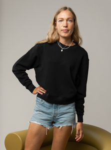 Damen Sweatshirt RATI - Fairtrade Cotton & GOTS zertifiziert - MELAWEAR