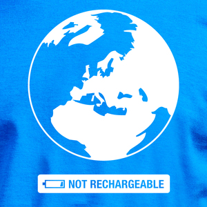 Not Rechargeable T-Shirt for Men - awear