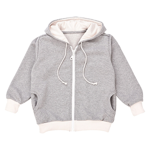 Nipp Hoody grau - Nipparel kids clothing