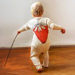 Bodysuit Erdbeere - Cmig