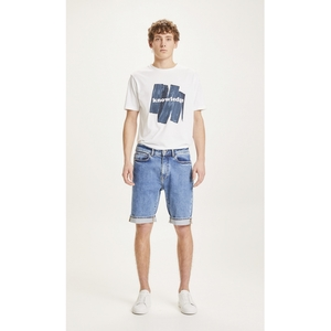 Jeansshorts - Oak light blue denim shorts - KnowledgeCotton Apparel