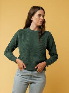 Damen Strickpullover SEEMA - Fairtrade Cotton & GOTS zertifiziert - MELAWEAR