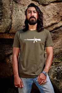 Human Bullets T-Shirt for Men - awear