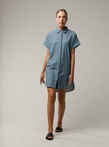 Damen Blusenkleid AMOLI - Fairtrade Cotton & GOTS zertifiziert - MELAWEAR