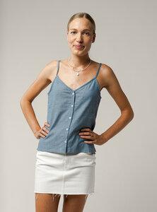 Damen Top MOHINI - Fairtrade Cotton & GOTS zertifiziert - MELAWEAR