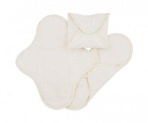 Monatshygiene Damenbinden verschiedene Designs - Imse Vimse