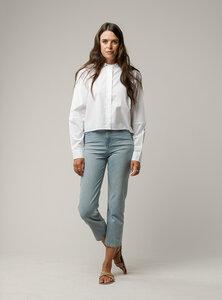 Damen Bluse SINDHU - Nachhaltig mit Fairtrade Cotton & GOTS zertifiziert - MELAWEAR