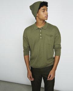 Pullover CORO mit Polokragen für Männer - JAN N JUNE