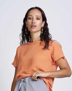 T-shirt NOLITA aus Lyocell - JAN N JUNE