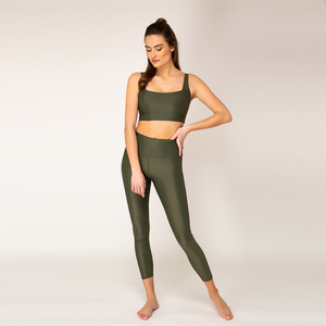 Woodlike High Waist Leggings - woodlike