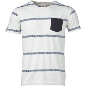 Pippi Striped Tee - KnowledgeCotton Apparel